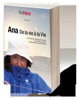 Livre : Ana De la vie à la Vie