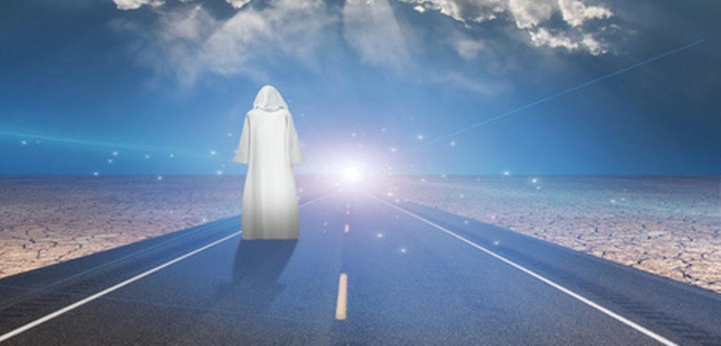 le chemin de la lumière